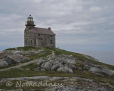 Rose Blanche Lighthouse B2R